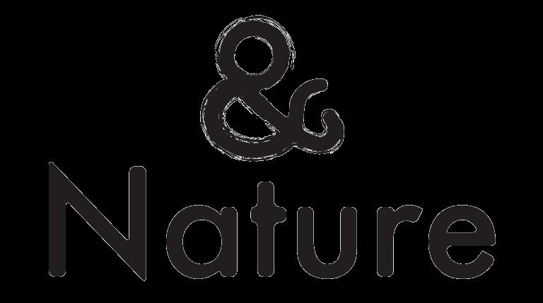 &natureロゴ